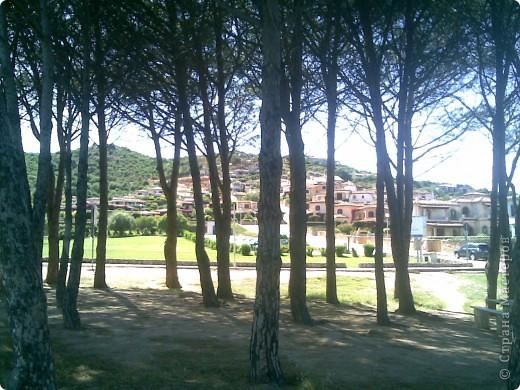 остров Сардения находиться в Италии возле Корсики фото 15