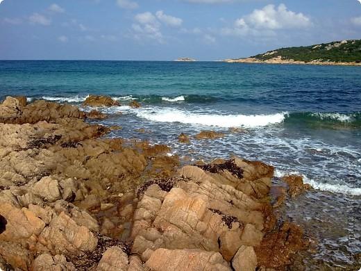 остров Сардения находиться в Италии возле Корсики фото 5