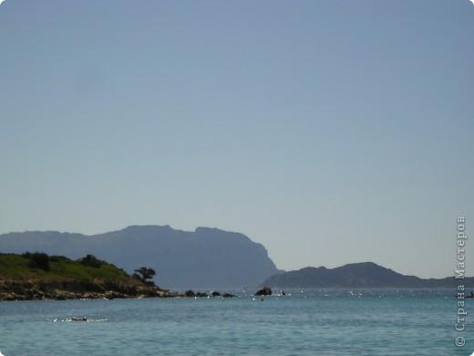 остров Сардения находиться в Италии возле Корсики фото 8