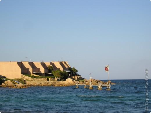 остров Сардения находиться в Италии возле Корсики фото 9