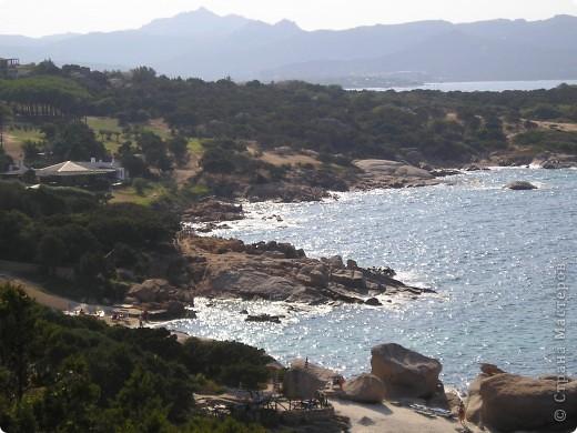 остров Сардения находиться в Италии возле Корсики фото 11