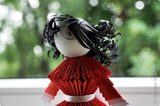 Дама в красном)) фото 3