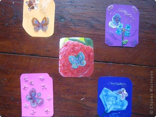 АТС бабочки. фото 1