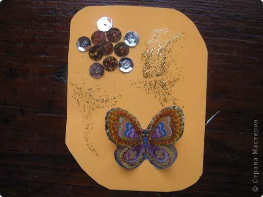 АТС бабочки. фото 2