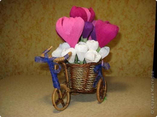 мини букетики для сотрудниц мужа на 8 марта  фото 3