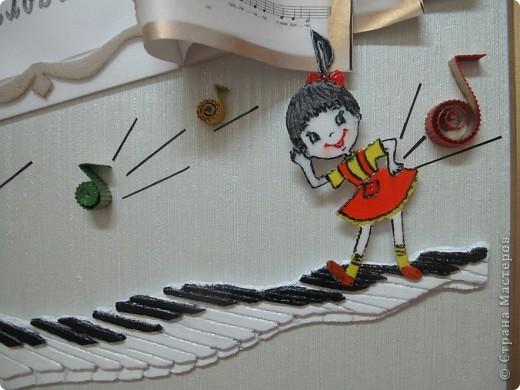 Музыкальный уголок фото 2