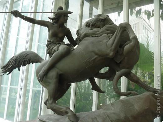Статуи, миниатюры, памятники, фонтаны Швеция. Гетеборг фото 5