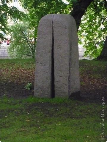 Статуи, миниатюры, памятники, фонтаны Швеция. Гетеборг фото 7