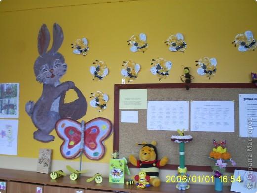Garderobes noformējums atbilstoši grupas nosaukumiem!!!Katrs bērna atnesa no mājām materiālus, rotaļlietas, kas attiecās uz doto tēmu!! фото 1