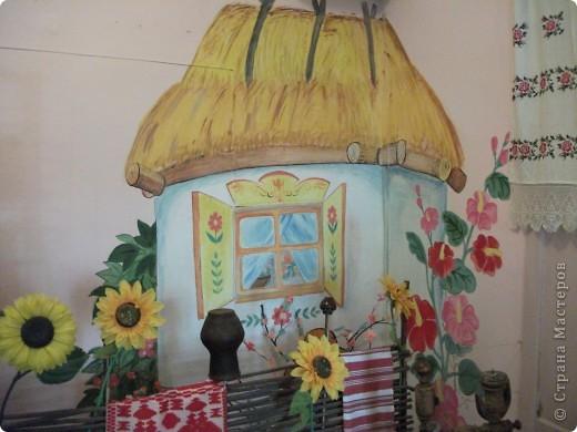 Хата украинская в детской библиотеке фото 2