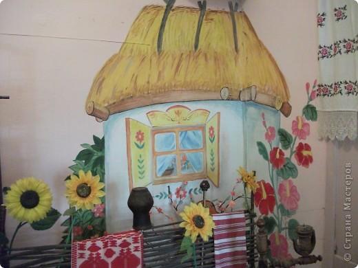 Хата украинская в детской библиотеке фото 1