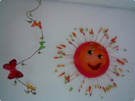 Сезаль, сетка, войлок цветной, декоративные жучки, паучки, искусственные цветы фото 15