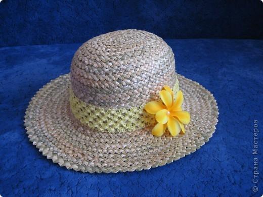 Шляпка для Алёнки. фото 1