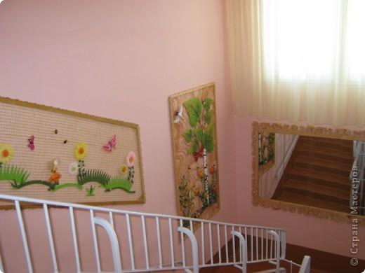 Сезаль, сетка, войлок цветной, декоративные жучки, паучки, искусственные цветы фото 2