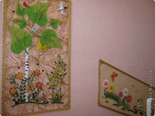 Сезаль, сетка, войлок цветной, декоративные жучки, паучки, искусственные цветы фото 3