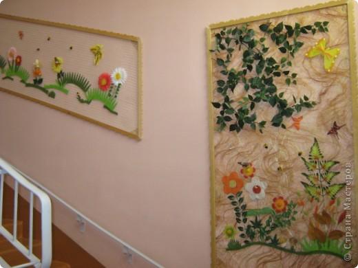 Сезаль, сетка, войлок цветной, декоративные жучки, паучки, искусственные цветы фото 7