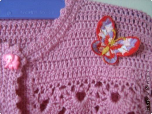 В комплект входят юбочка и кофточка. фото 3
