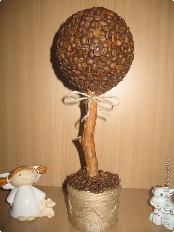 На подвиги по созданию этого дерева меня в очередной раз вдохновили работы Олисандры http://stranamasterov.ru/node/205152