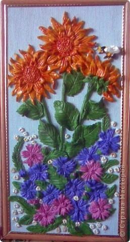 Панно по МК Марины Архиповой фото 1