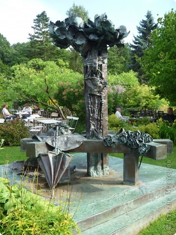 Статуи, миниатюры, памятники, фонтаны Швеция. Гетеборг фото 14