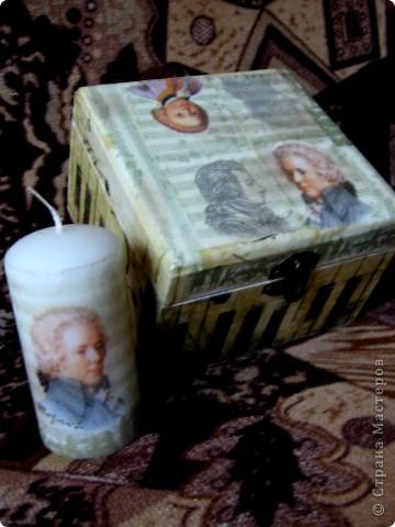 Шкатулка в подарок Тетушке фото 9