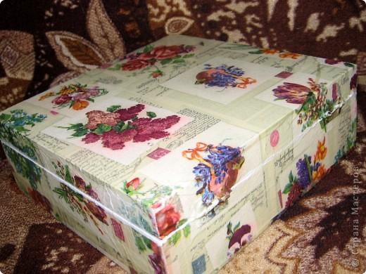 Шкатулка в подарок Тетушке фото 2