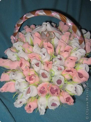 Свадебная корзина! фото 4