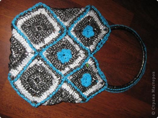 Моя красота позирует со своей новой сумкой))) фото 9