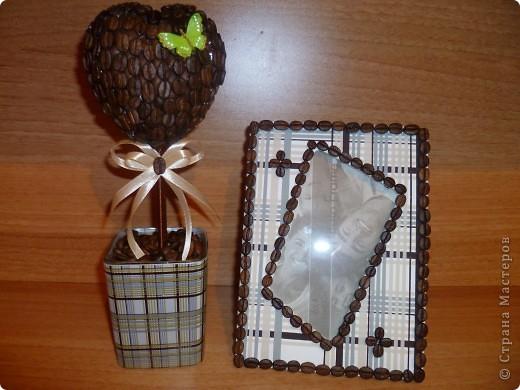 насыпушка, деревце и рамочка. подарок сестре мужа. фото 3