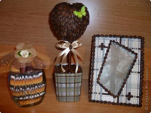 насыпушка, деревце и рамочка. подарок сестре мужа. фото 1