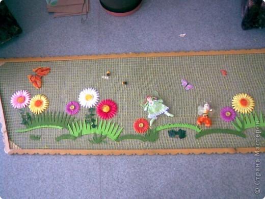 Сезаль, сетка, войлок цветной, декоративные жучки, паучки, искусственные цветы фото 20