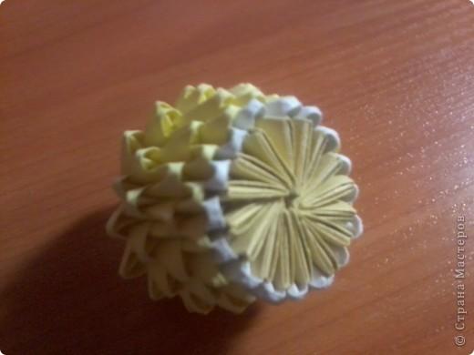 Вот такой лимончик у меня получился) фото 2