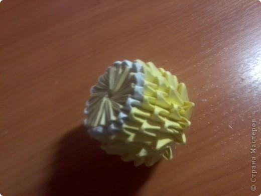 Вот такой лимончик у меня получился) фото 1