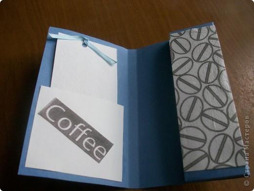 Здравствуйте жители страны. Искала оригинальную идею для подарка и нашла. А вот теперь принимаю первый заказ шоколадница  и кофе. В результате получилось то , что есть.Идею подсмотрела http://stranamasterov.ru/user/54050. А вот идею цветка взяла уhttp://stranamasterov.ru/node/175953. фото 2