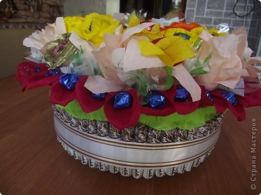 Всем доброго времени суток! Вот такой набор сделала для мамы на день рождения. фото 4