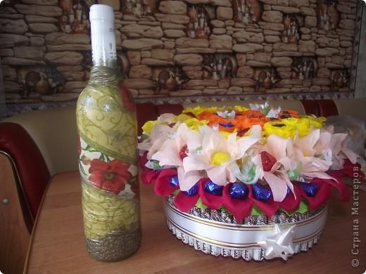 Всем доброго времени суток! Такой набор делала для мамы в подарок. фото 1