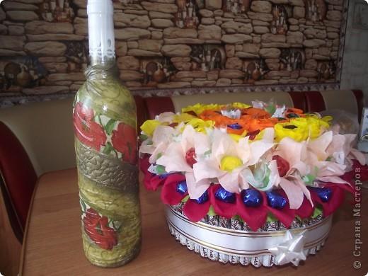 Всем доброго времени суток! Вот такой набор сделала для мамы на день рождения. фото 1