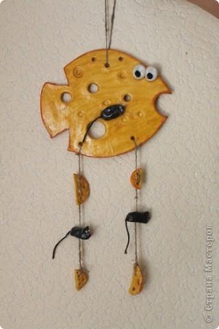 Сырная рыбка. фото 1