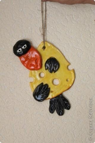 Ворона и сыр (повторюшка)