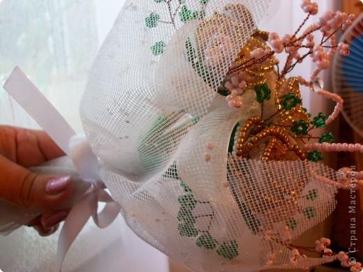 И снова свадебный букет невесты)) фото 1