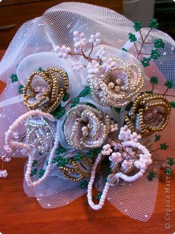 И снова свадебный букет невесты)) фото 2
