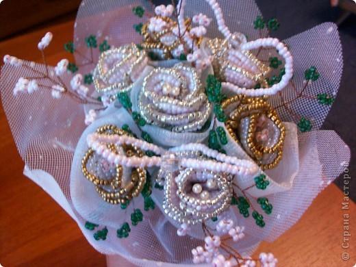 И снова свадебный букет невесты)) фото 3