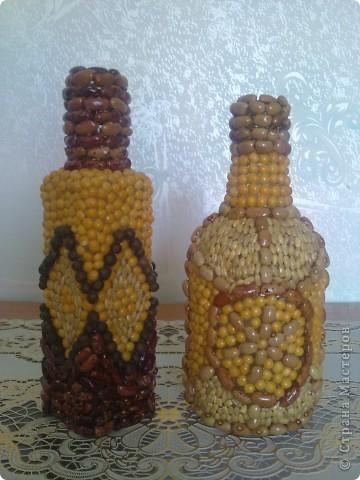 обычные бутылочки расписаны акриловой краской фото 17