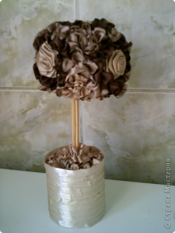 """дърво """"Млечен шоколад"""" фото 3"""