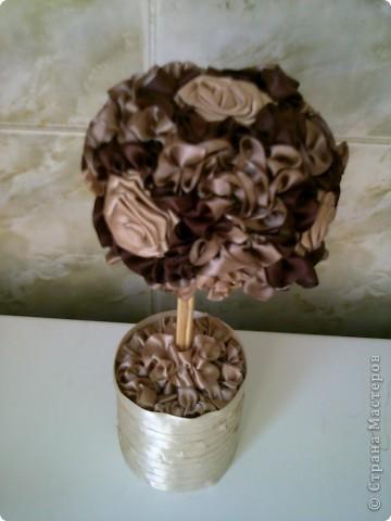 """дърво """"Млечен шоколад"""" фото 4"""