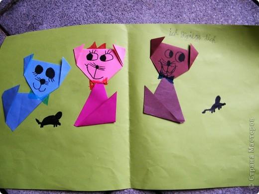 """Обложка """"  Собаки и кошки"""" фото 2"""