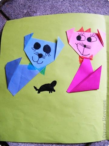 """Обложка """"  Собаки и кошки"""" фото 3"""