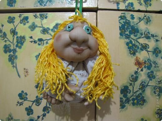 моя первая кукляша Дуняша