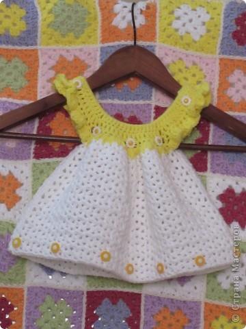 Платье и плед для малышки фото 1