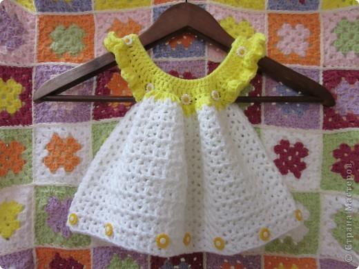 Платье и плед для малышки фото 3